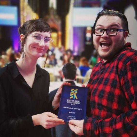 Ensemble wins SSSA